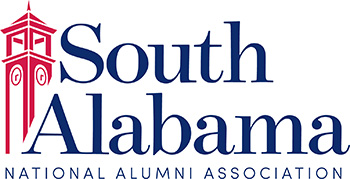 South Alabama National Alumni Association Logo