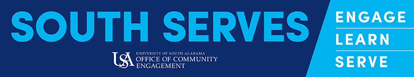 South Serves - Engage, Learn, Serve
