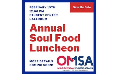 OMSA Soul Food Luncheon