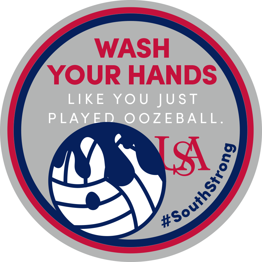 Wash your hands like you just played oozeball.