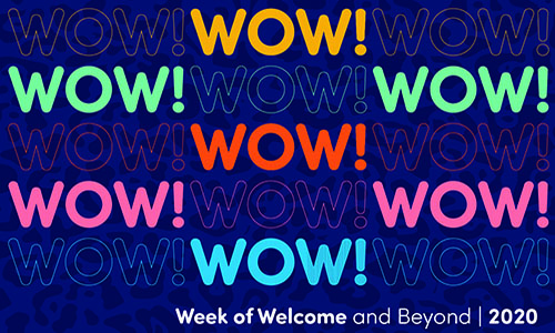 Week of Welcome and Beyond 2020